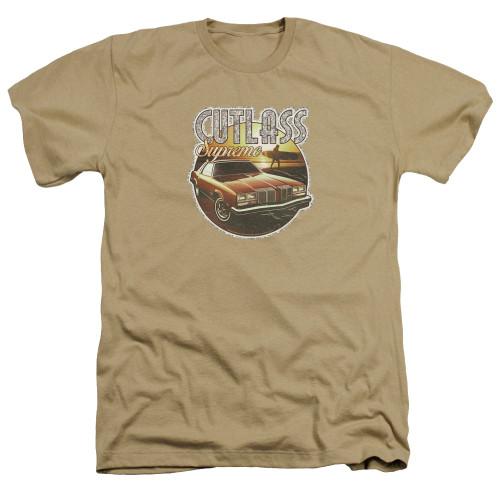 Image for Oldsmobile Heather T-Shirt - Supreme