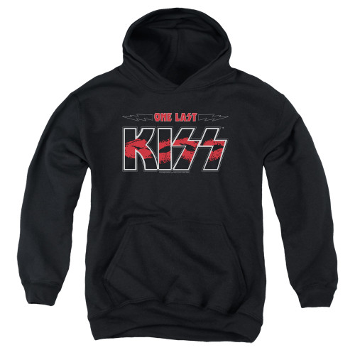 Image for Kiss Youth Hoodie - One Last Kiss