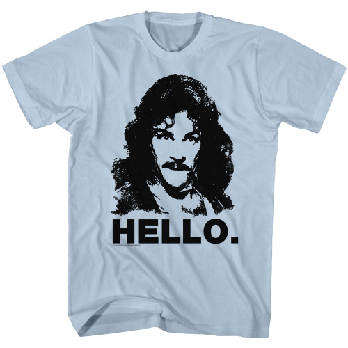 Image for The Princess Bride T-Shirt - Hello