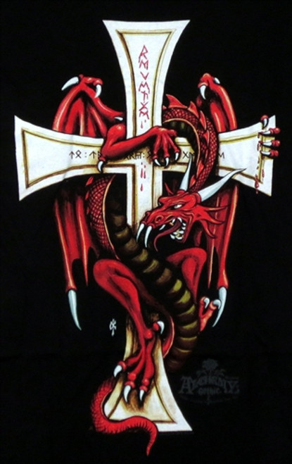 Image for Alchemy Gothic Revenge on St. George T-Shirt