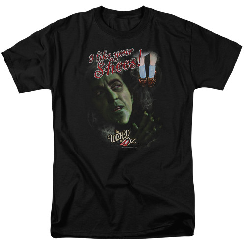 Image for The Wizard of Oz T-Shirt - I Like Your Shoes