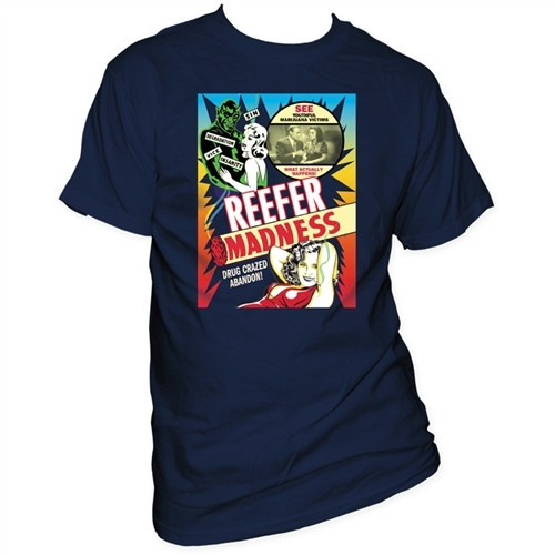 Image For Reefer Madness T-Shirt