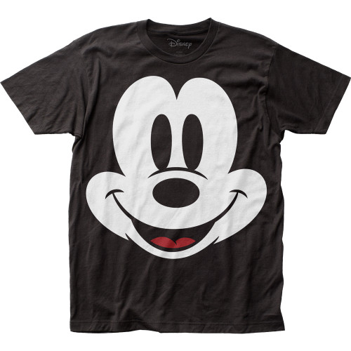 Image for Mickey Mouse Subway T-Shirt - Face Big Print