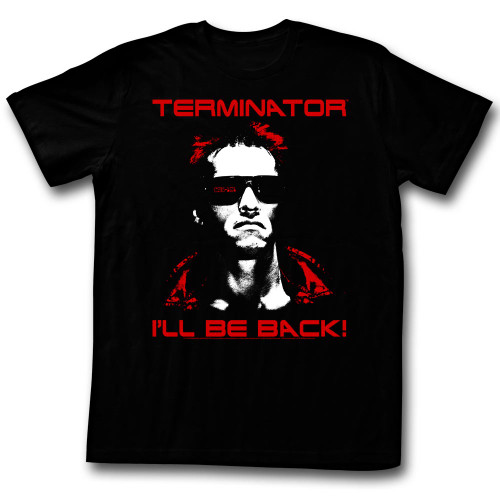 Image for Terminator T-Shirt - Same Ol' T