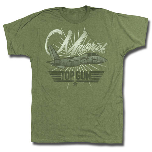 Image for Top Gun T-Shirt - Retro