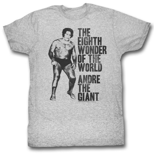 Image for Andre the Giant T-Shirt - Huge