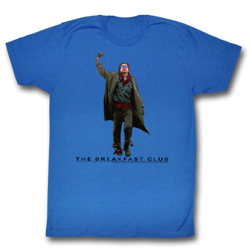Image for The Breakfast Club T-Shirt - Fist Pump