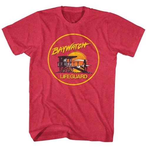 Image for Baywatch T-Shirt - Lifeguard