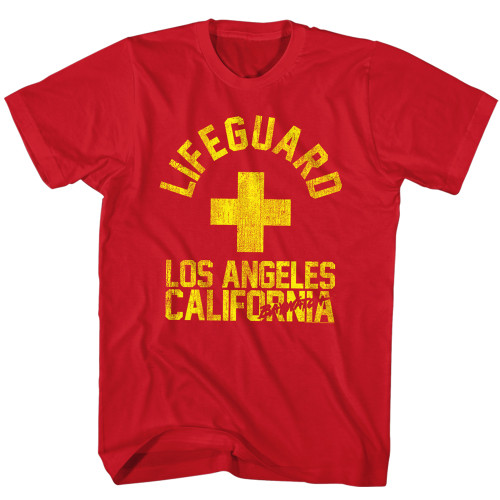 Image for Baywatch T-Shirt - LA Guard