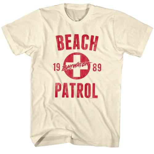 Image for Baywatch T-Shirt - Beach Patrol