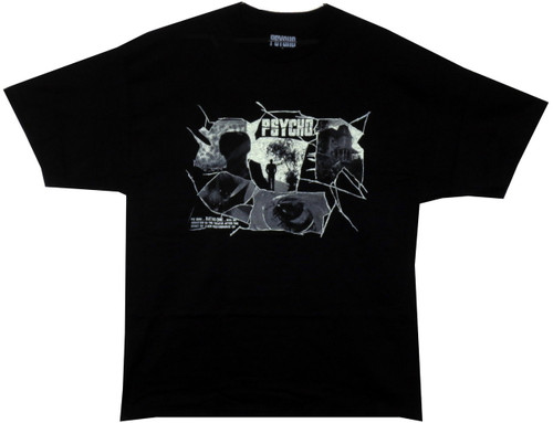 Image for Psycho Collage T-Shirt