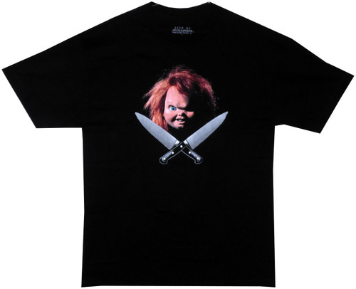 Image for Chuckie Knives T-Shirt