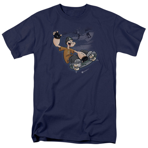 Image for Popeye the Sailor T-Shirt - SK8