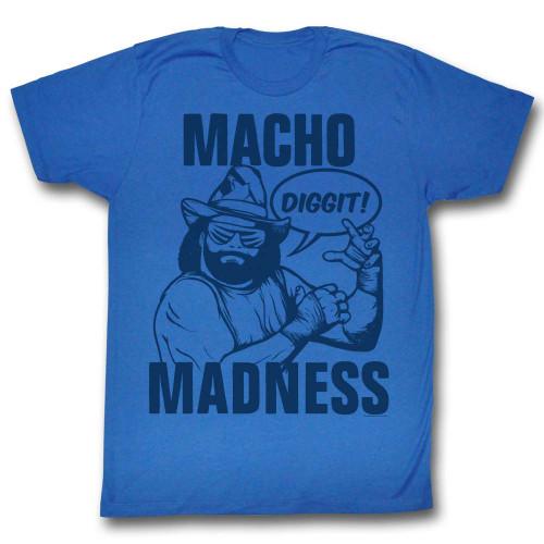 Image for Macho Man T-Shirt - Macho Madness
