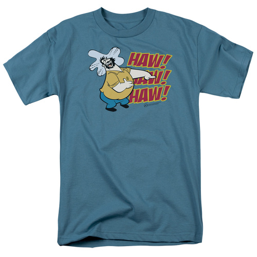 Image for Popeye the Sailor T-Shirt - Brutus Bemused