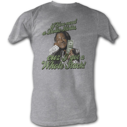 Image for Redd Foxx T-Shirt - Dolla