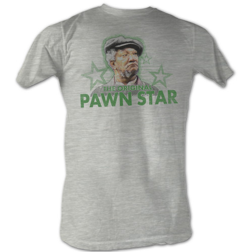 Image for Redd Foxx T-Shirt - Original Pawn Star