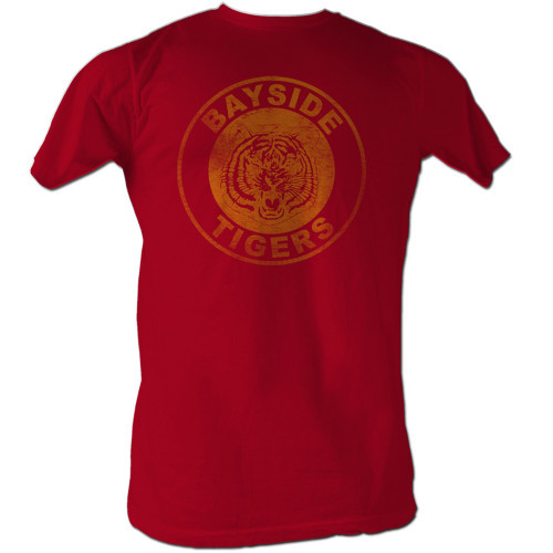 Image for Saved by the Bell T-Shirt - Bayside Logo