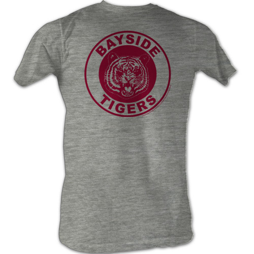 Image for Saved by the Bell T-Shirt - Bayside Tigers Logo