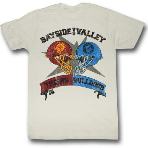 Image for Saved by the Bell T-Shirt - Rivalry