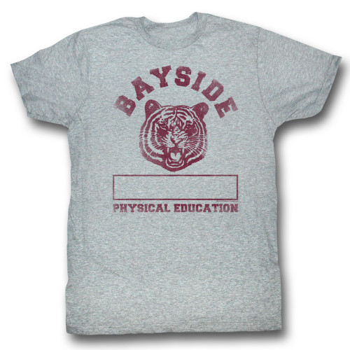 Image for Saved by the Bell T-Shirt - BHS Physical Education