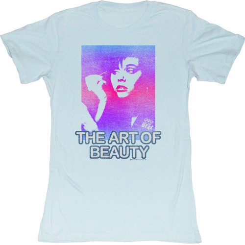 Image for Saved by the Bell Girls T-Shirt - Art of Beauty