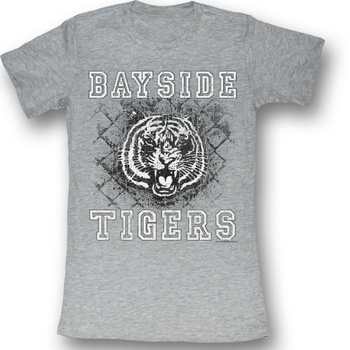Image for Saved by the Bell Girls T-Shirt - Schoolyard Tigers