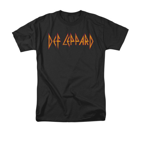Image for Def Leppard T-Shirt - Horizontal Logo