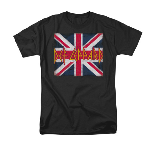 Image for Def Leppard T-Shirt - Union Jack
