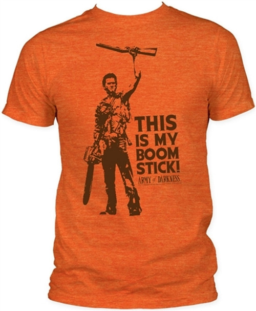 Image for Army of Darkness T-Shirt - This is My Boomstick