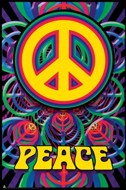 Image for Peace Sign Poster