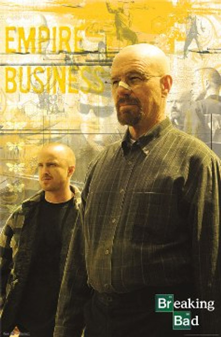 Image for Breaking Bad Poster - Empire Business