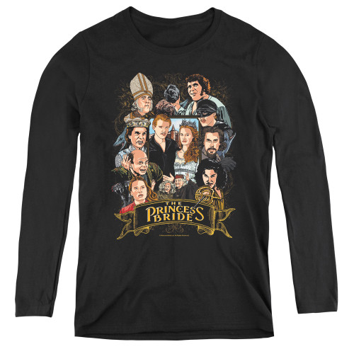 Image for The Princess Bride Women's Long Sleeve T-Shirt - A Timeless Tale