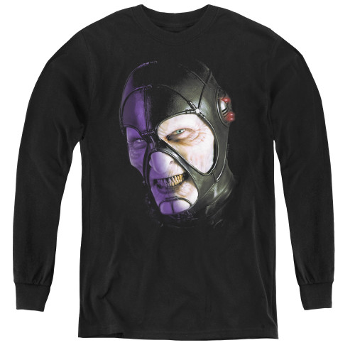 Image for Farscape Keep Smiling Youth Long Sleeve T-Shirt