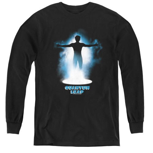 Image for Quantum Leap First Jump Youth Long Sleeve T-Shirt