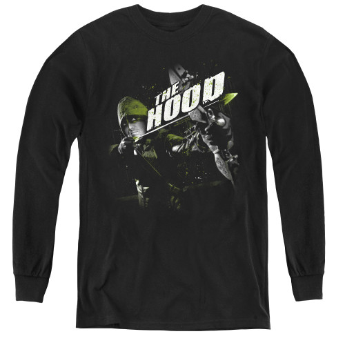 Image for Arrow Youth Long Sleeve T-Shirt - Take Aim