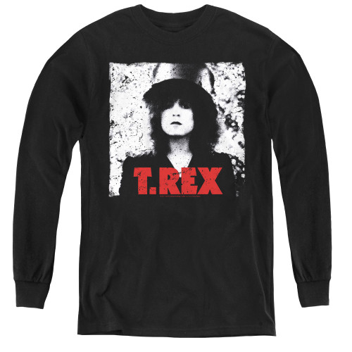 Image for T Rex Youth Long Sleeve T-Shirt - the Slider