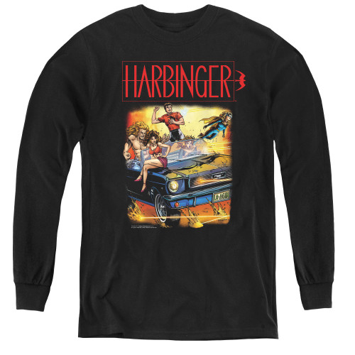 Image for Harbinger Youth Long Sleeve T-Shirt - Vintage