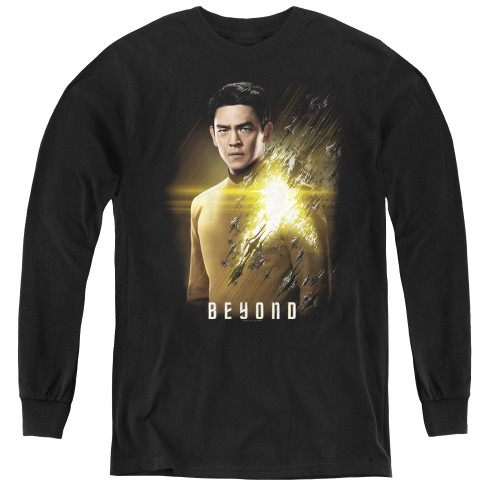 Image for Star Trek Beyond Youth Long Sleeve T-Shirt - Sulu Poster