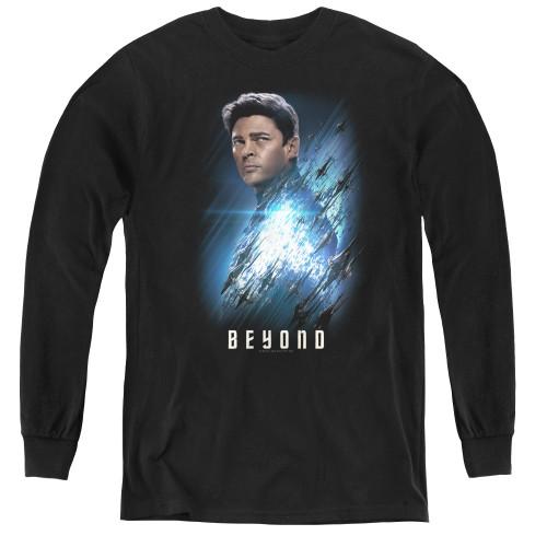 Image for Star Trek Beyond Youth Long Sleeve T-Shirt - Bones Poster