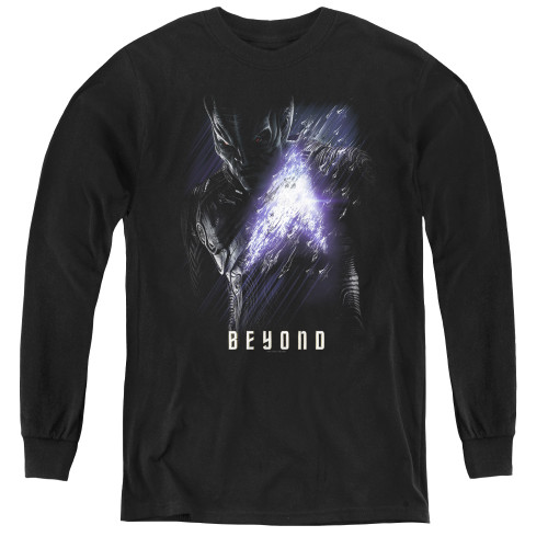 Image for Star Trek Beyond Youth Long Sleeve T-Shirt - Krall Poster