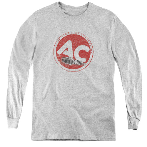 Image for AC Delco Youth Long Sleeve T-Shirt - AC Circle