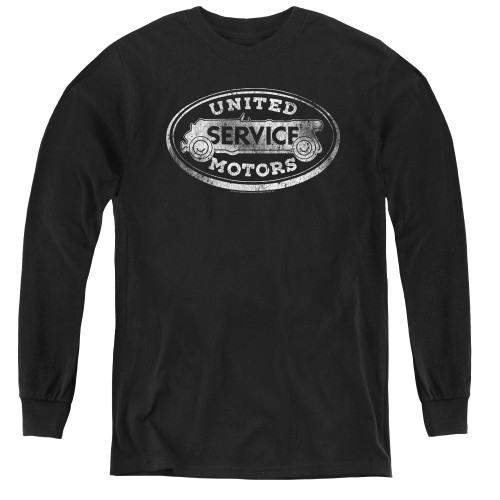 Image for AC Delco Youth Long Sleeve T-Shirt - United Motors Service