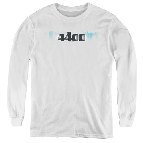 Image for The 4400 Youth Long Sleeve T-Shirt - Logo