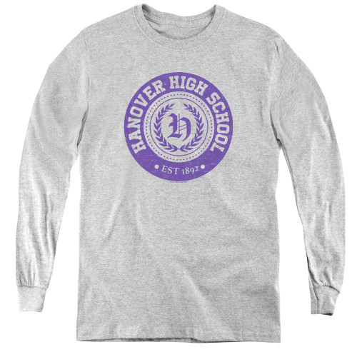 Image for American Vandal Youth Long Sleeve T-Shirt - Hanover Seal