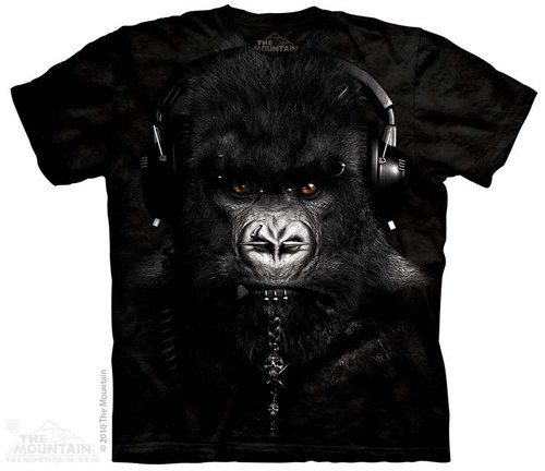 Image for The Mountain T-Shirt - DJ Caesar