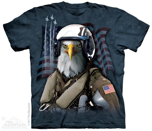 Image for The Mountain T-Shirt - Combat Stryker