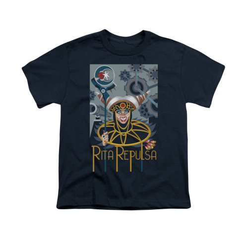 Image for Power Rangers Youth T-Shirt - Rita Deco