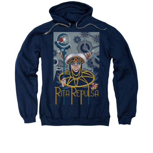 Image for Power Rangers Hoodie - Rita Deco
