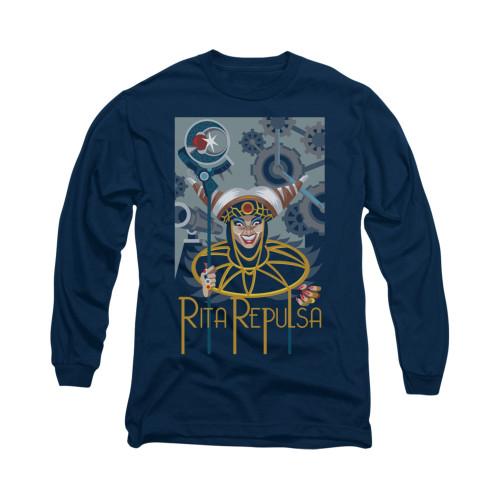 Image for Power Rangers Long Sleeve T-Shirt - Rita Deco